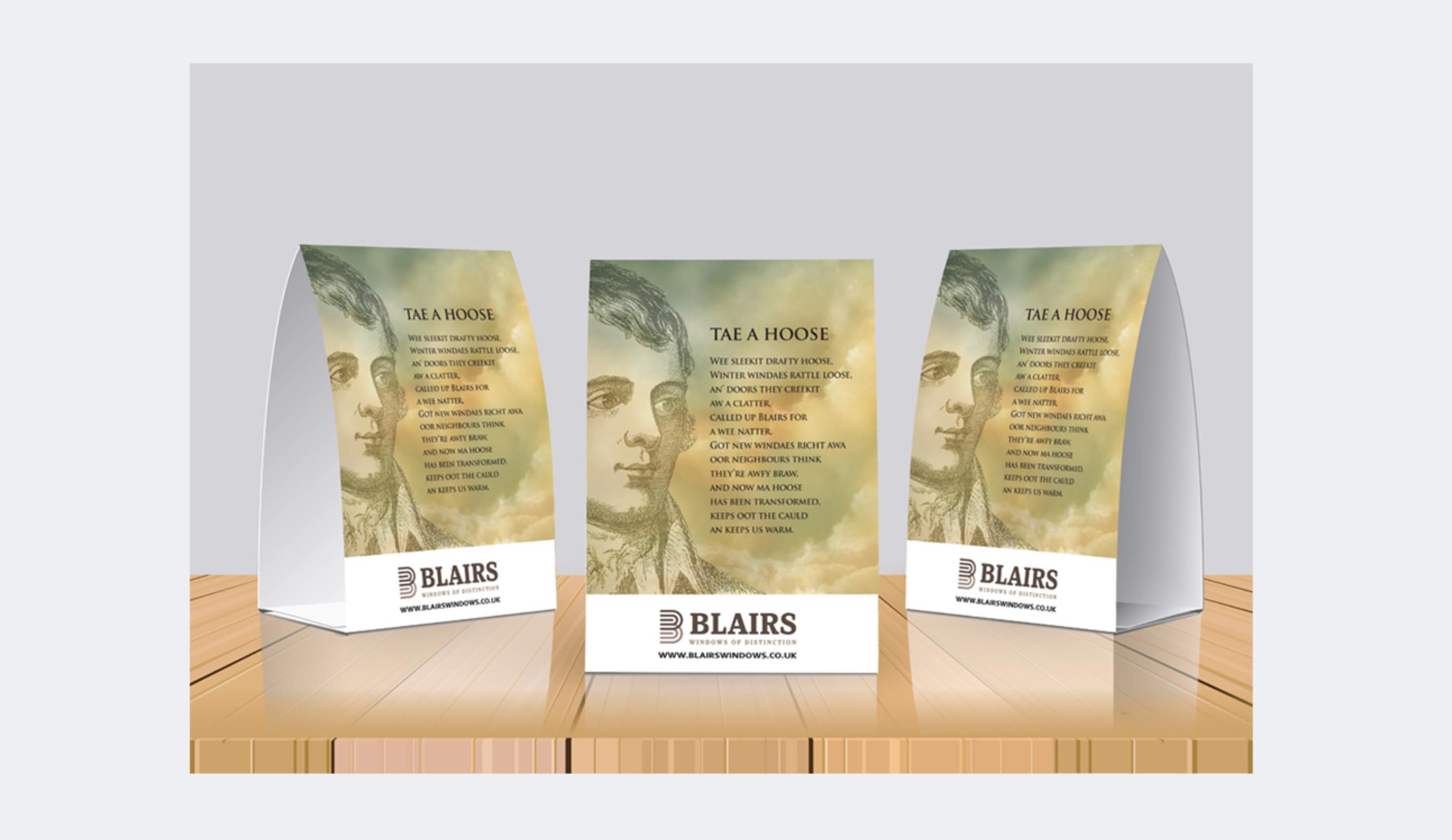 Blairs Timber Windows