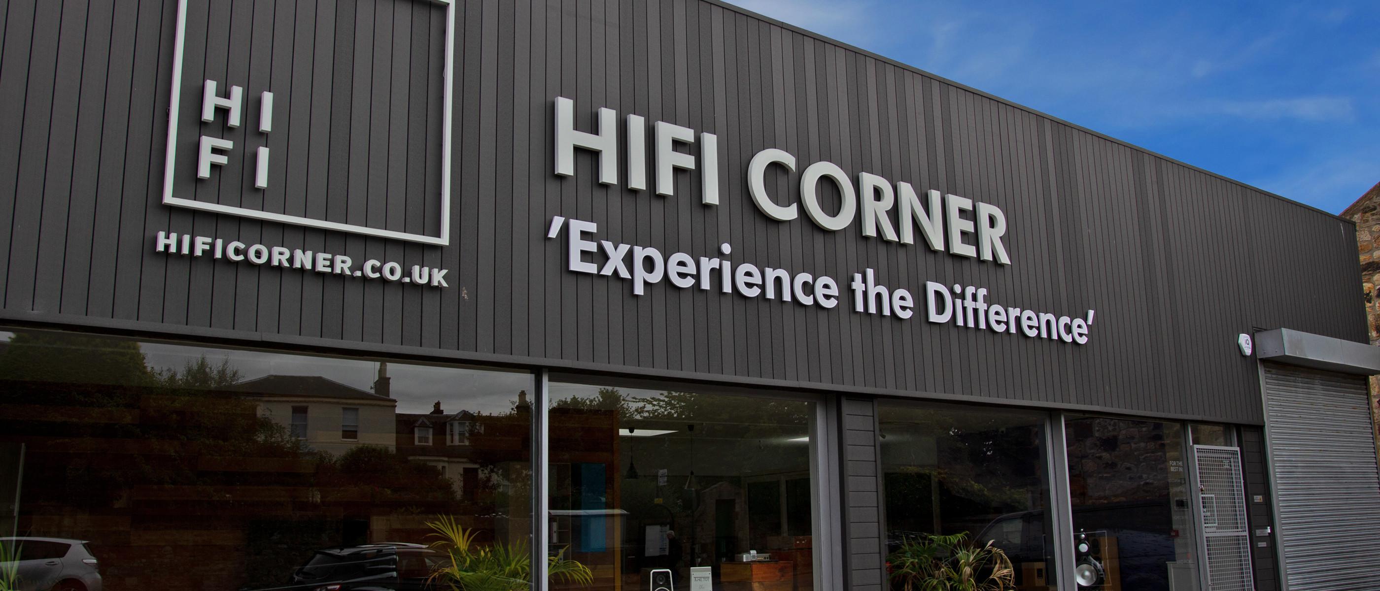Hi-Fi Corner